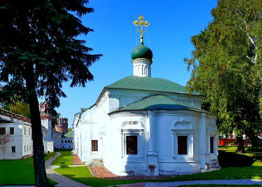 Амвросиевская церковь. XVI – XVII вв.