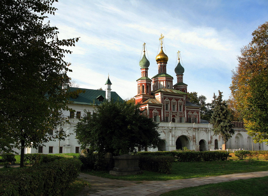 Покровская церковь. 1685 -1687 гг.