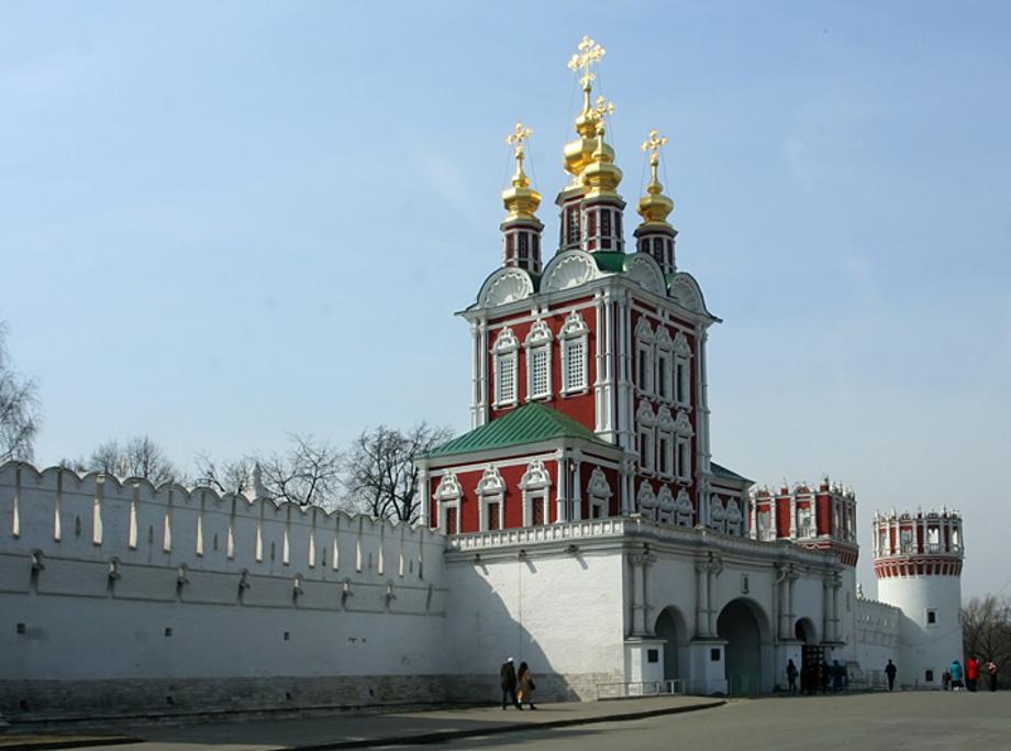 Преображенская церковь. 1687 – 1688 гг.