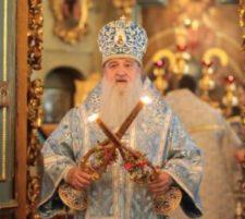 Праздник Смоленской иконы Божией Матери в Новодевичьем монастыре